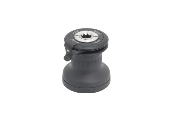 Self-tailing cruise winch XT16 - black aluminum drum - Antal