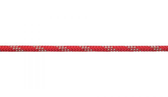 Bride rouge-argent - Robline