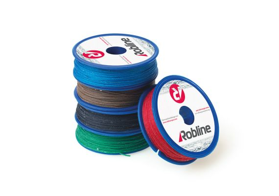 Waxed whipping twine - assorted colours - Robline
