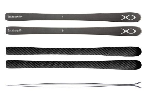 XO Skis - 87 v21
