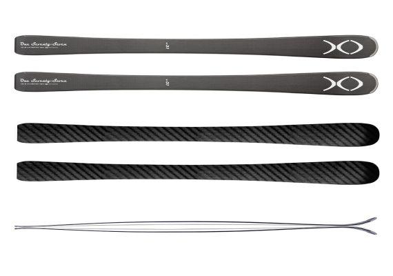 Skis XO - 97 v31